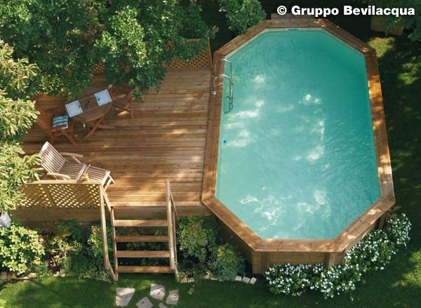 Piscine fuori terra ab style - Rivestire piscina fuori terra fai da te ...